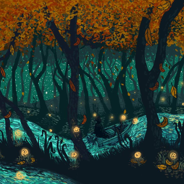 Beautiful Art Painting by James R. Eads (3)