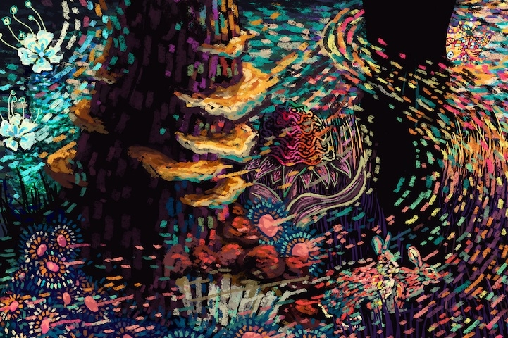 Beautiful Art Painting by James R. Eads (5)