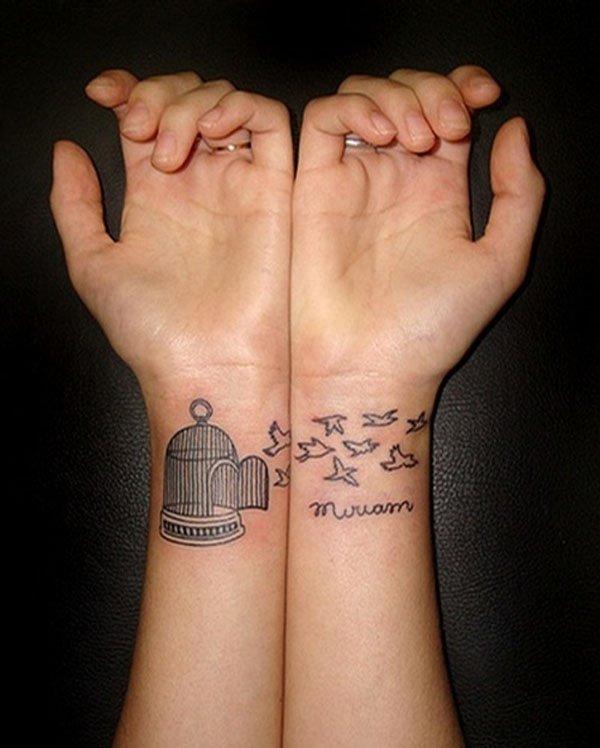 Best Matching Tattoo Ideas-matching-tattoo11s