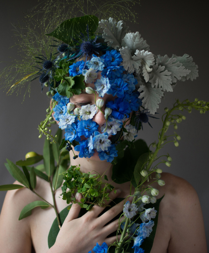 Flower Face photography by Kristen Hatgi Sink (5)
