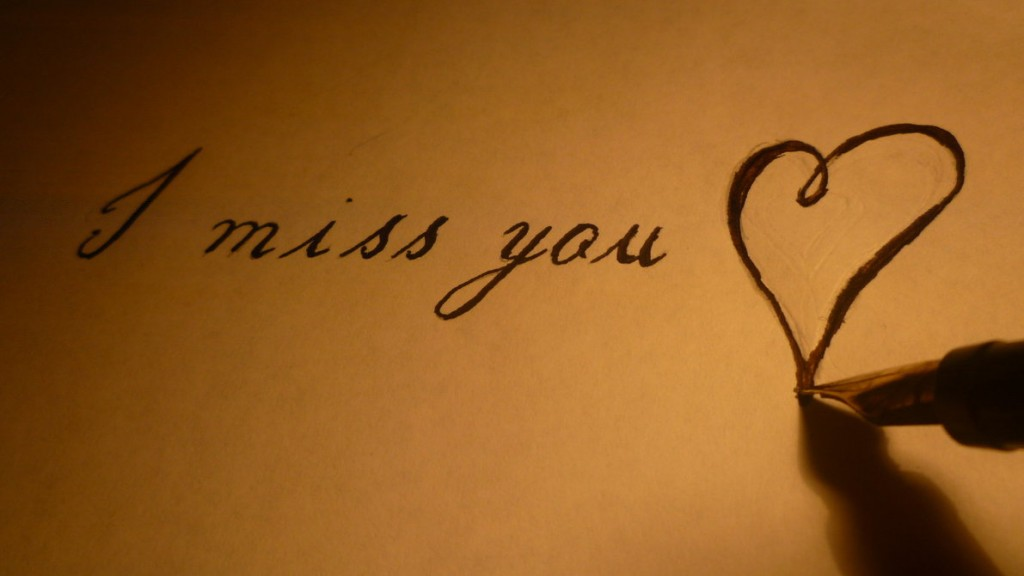 Let them know that you miss them (7)
