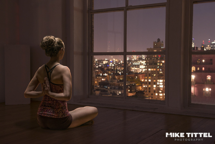 NYC Yoga by Mike Tittel on 500px