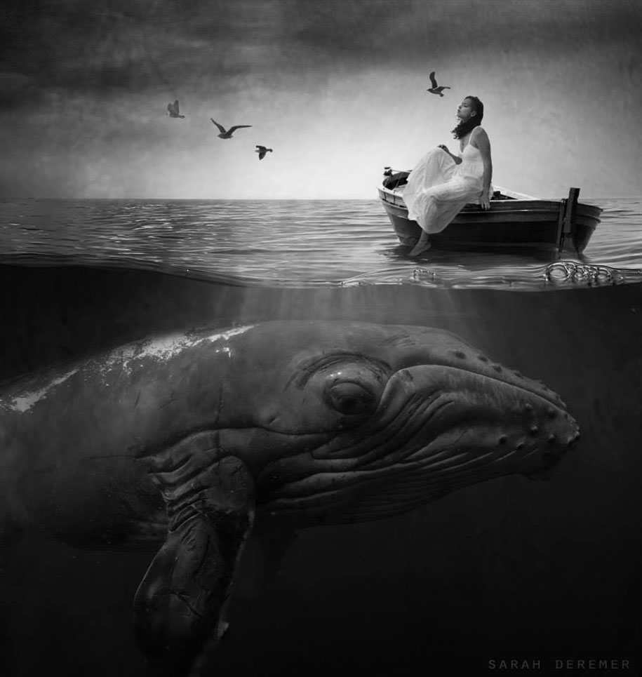 Surreal Black & White Photography by Sarah DeRemer (10)
