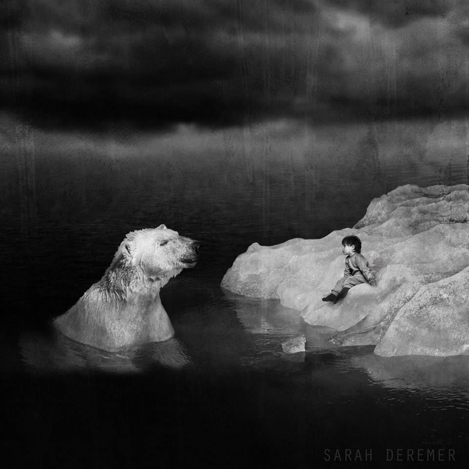 Surreal Black & White Photography by Sarah DeRemer (7)