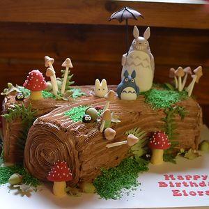 Adorable Totoro Cakes (13)