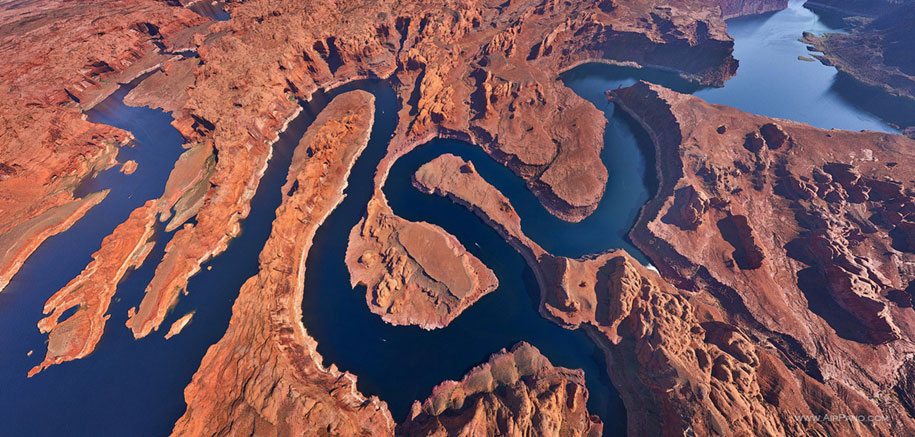Lake Powell, Utah-Arizona, USA