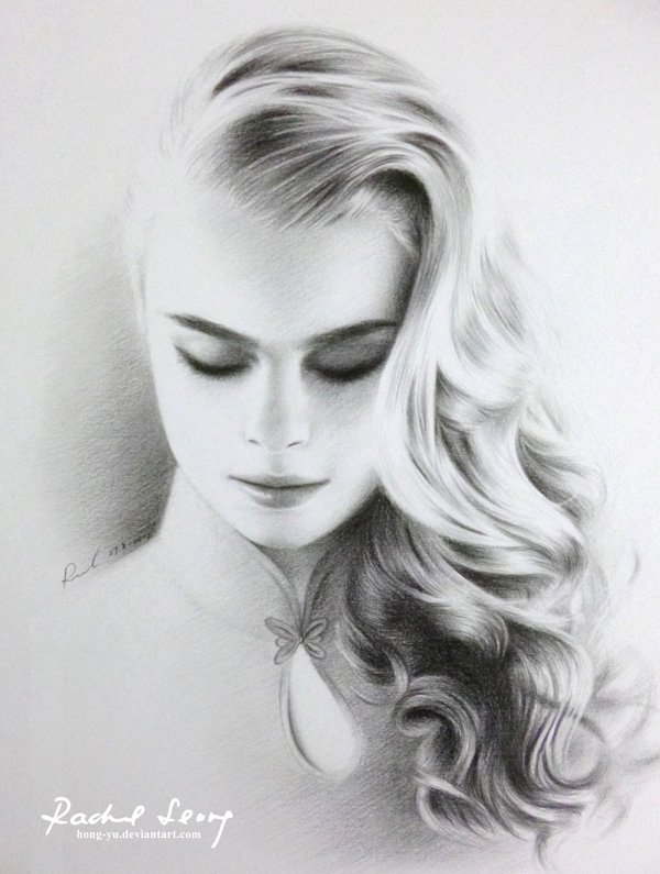 Pencil Drawings of Celebrities Portraits By Leong Hong Yu (11)