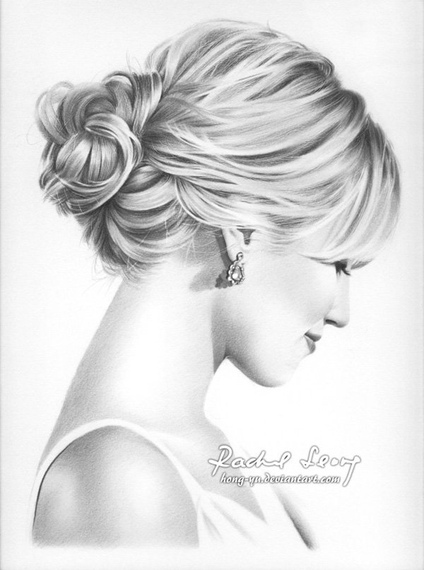 Pencil Drawings of Celebrities Portraits By Leong Hong Yu (9)