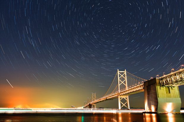 1200sec of stars by MIYAMOTO Y on 500px