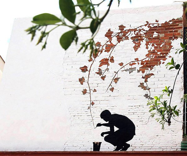 Absolutely Stunning Street Art by Pejac (17)