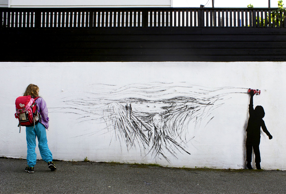 Absolutely Stunning Street Art by Pejac (2)
