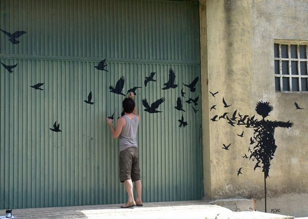 Absolutely Stunning Street Art by Pejac (4)