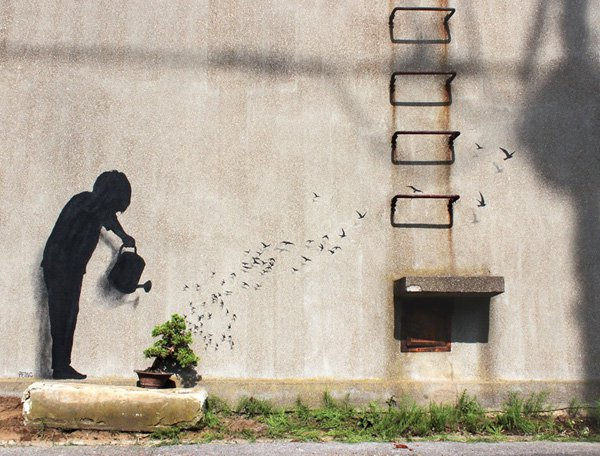 Absolutely Stunning Street Art by Pejac (6)