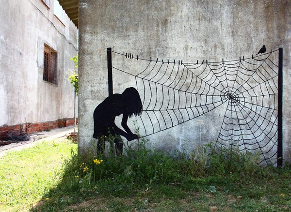 Absolutely Stunning Street Art by Pejac (7)
