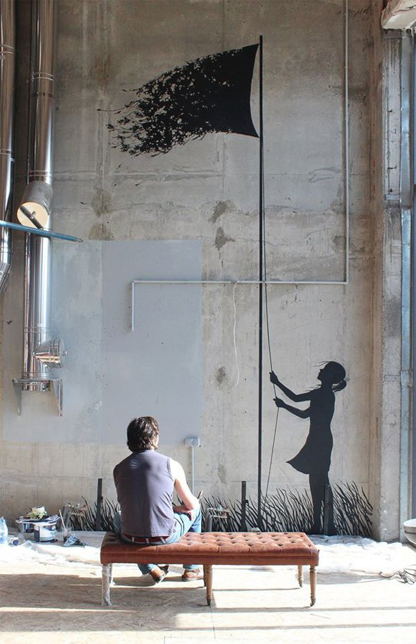 Absolutely Stunning Street Art by Pejac (9)