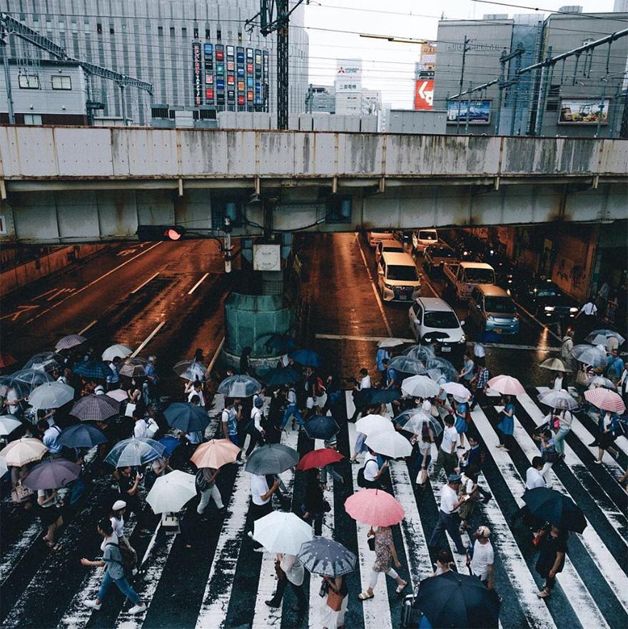 Beautiful Japanese Street Photography by Takashi Yasui (2)