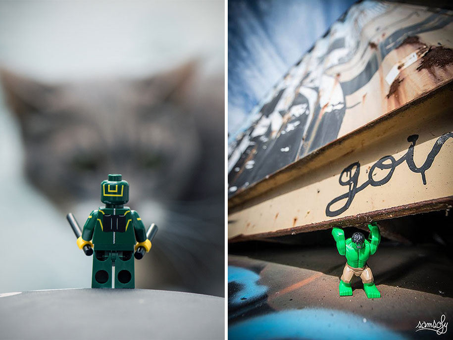 Miniature LEGO Adventures by Samsofy (18)