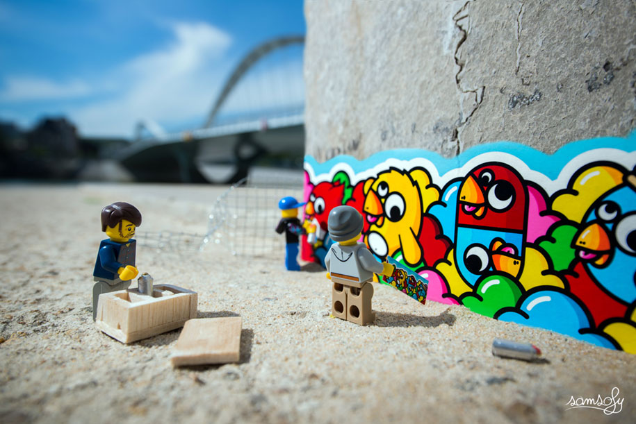 Miniature LEGO Adventures by Samsofy (19)