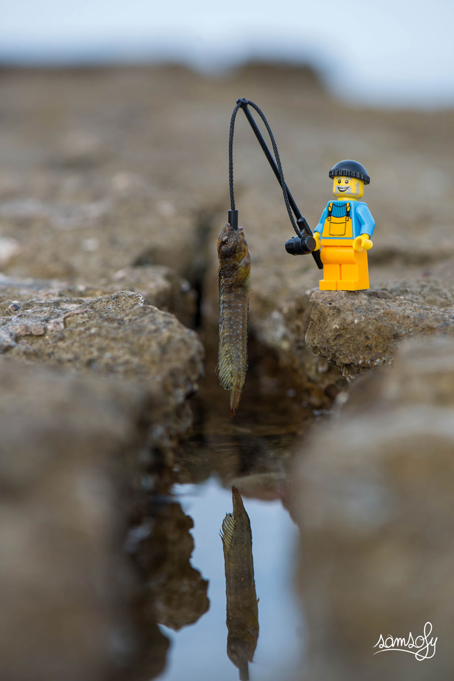 Miniature LEGO Adventures by Samsofy (21)