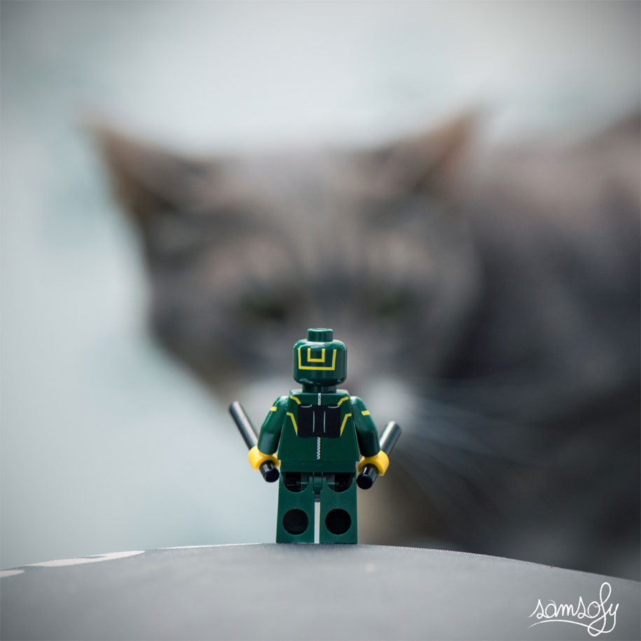 Miniature LEGO Adventures by Samsofy (24)