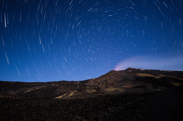 Night on Etna by Marco Calandra on 500px