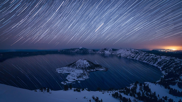The Watchman – Crater Lake National Park, Oregon by Dave Morrow on 500px
