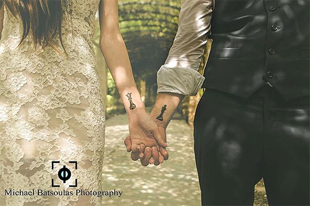 Best Matching Tattoos For Couples (18)