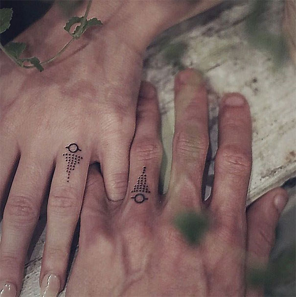 Best Matching Tattoos For Couples (7)