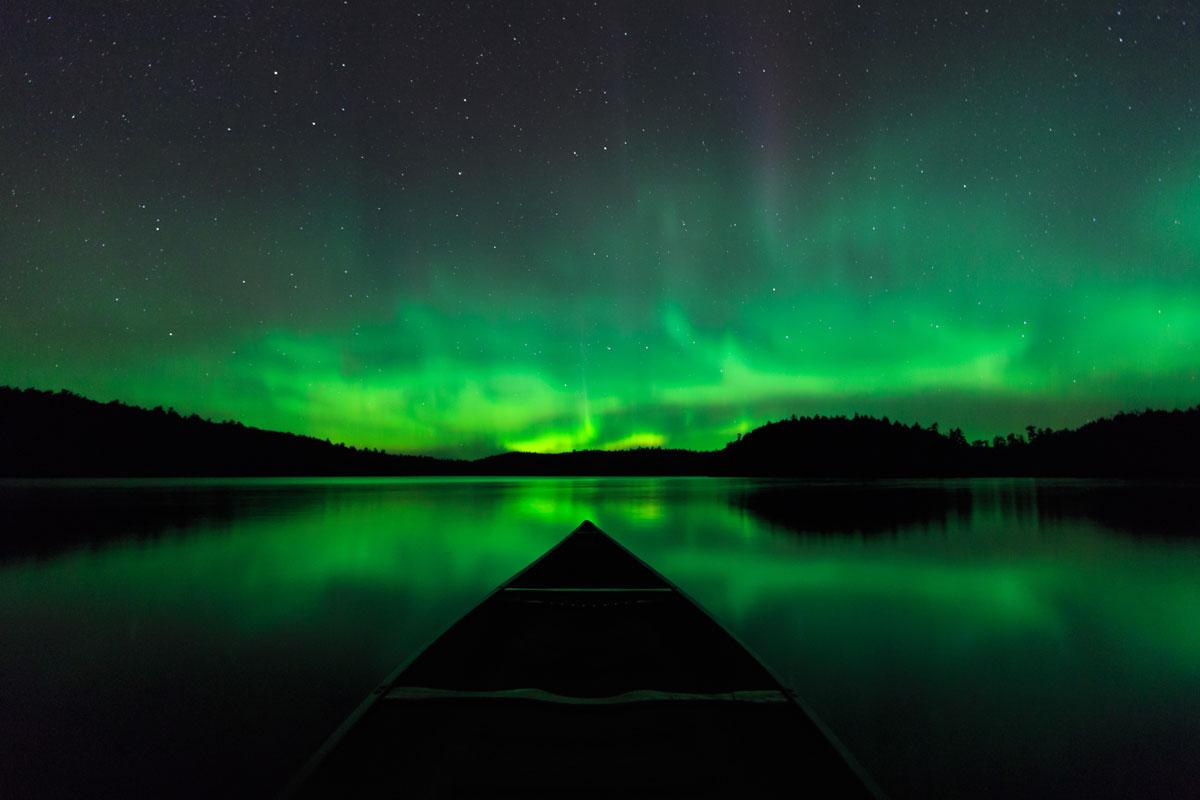 3. Under the Aurora By gary-fiedler