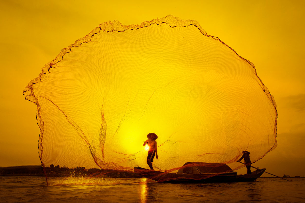 6. Catch the Sunset By tuan-nguyen-manh