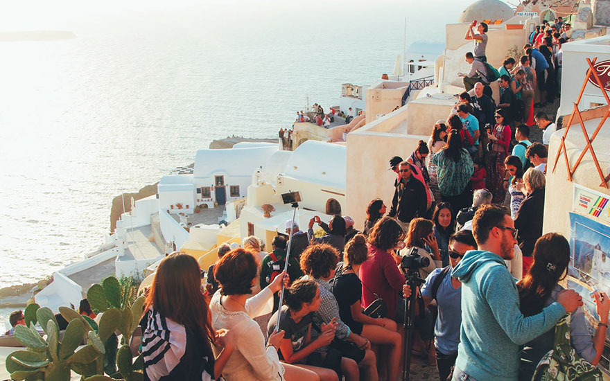 #10 Walking Around Santorini Island, Greece-1