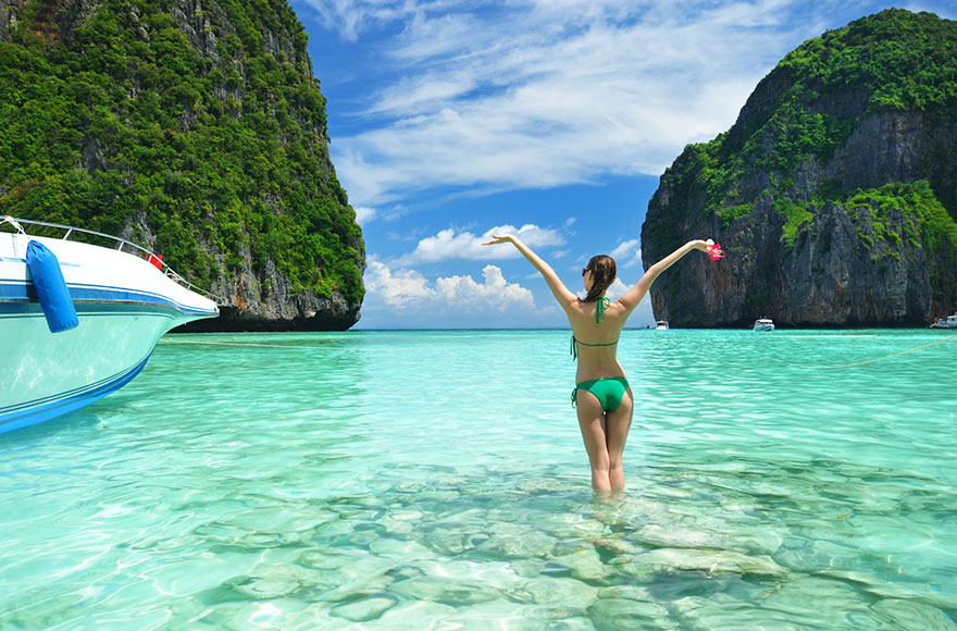 #11 Enjoying Your Private Moments On The Beaches Of Thailand-1