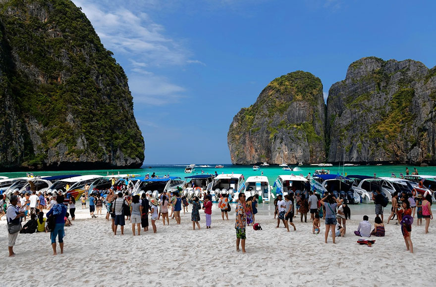 #11 Enjoying Your Private Moments On The Beaches Of Thailand