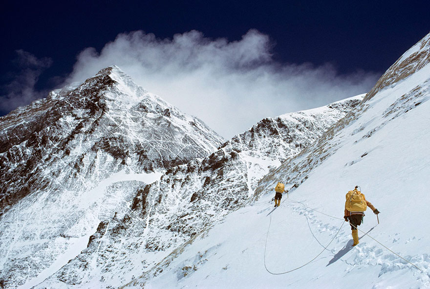 #15 Climbing Mount Everest, Nepal