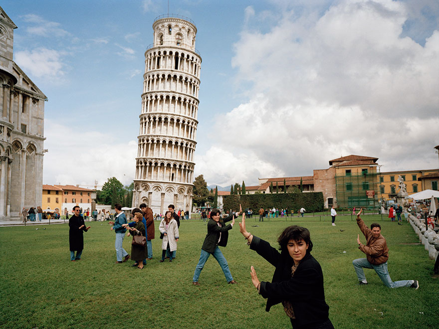 #2 Taking Photos With Leaning Tower Of Pisa In Italy_1