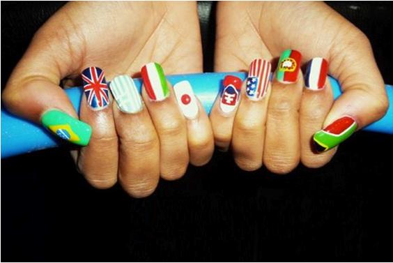 40 Beautiful Nail Art Designs Great Inspire