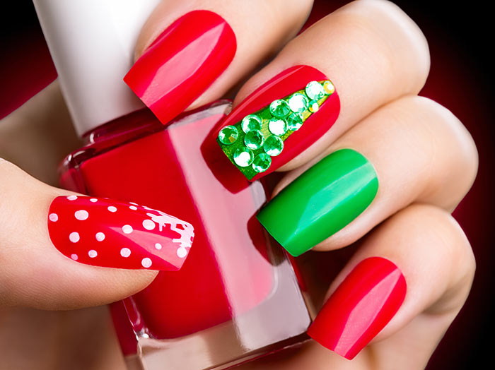 40 beautiful nail art designs great inspire 40 attractive nail art designs 10 prinsesfo Gallery