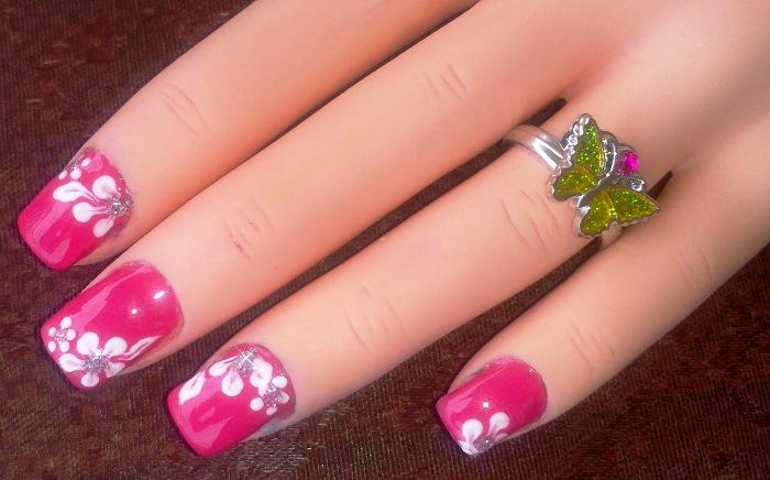 40+ Attractive Nail art designs (14)