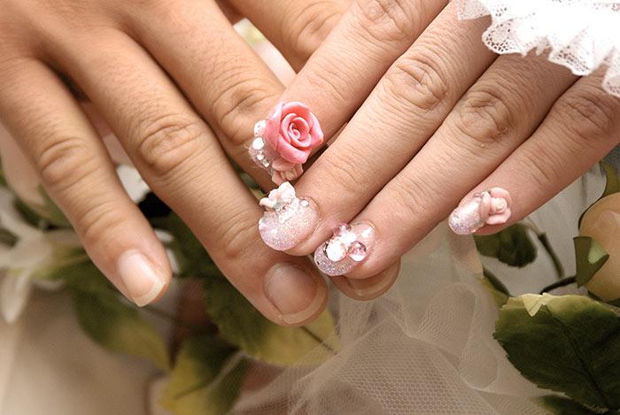 40+ Attractive Nail art designs (22)