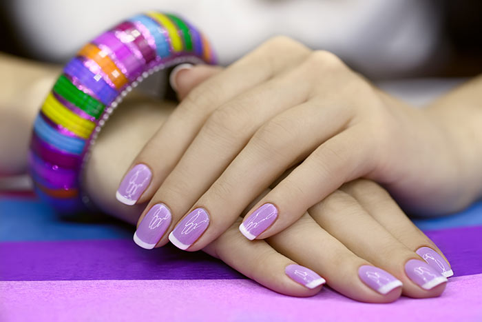 40+ Attractive Nail art designs (26)