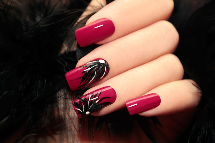 40+ Attractive Nail art designs (28)