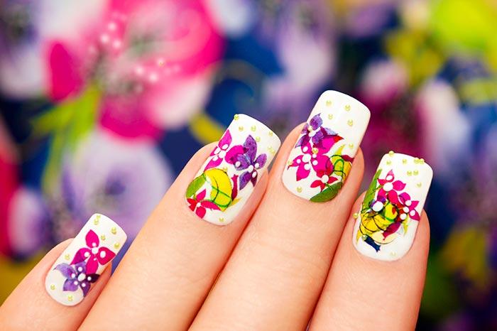 40+ Attractive Nail art designs (30)