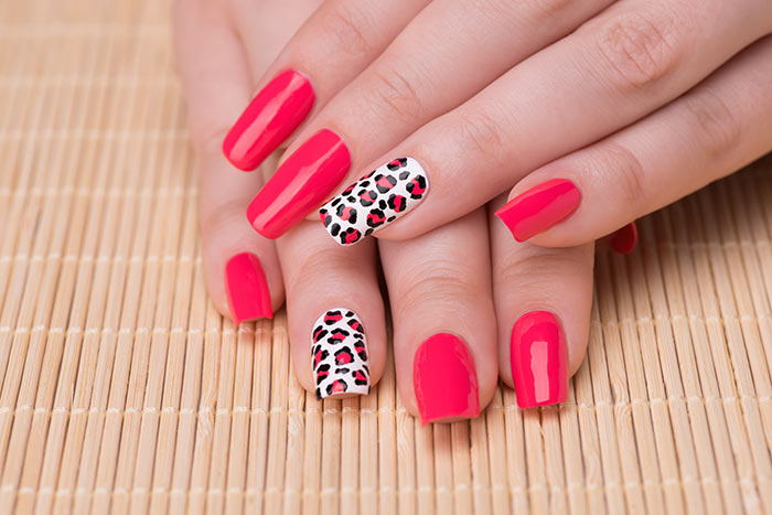 40 beautiful nail art designs great inspire 40 attractive nail art designs 34 prinsesfo Gallery