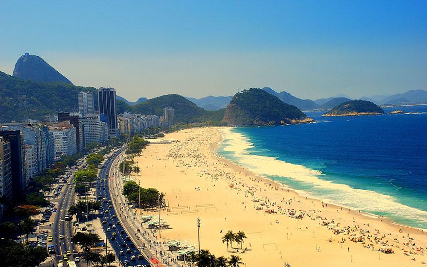 #6 Sunbathing In The Famous Beach Of Rio De Janeiro, Brazil-1