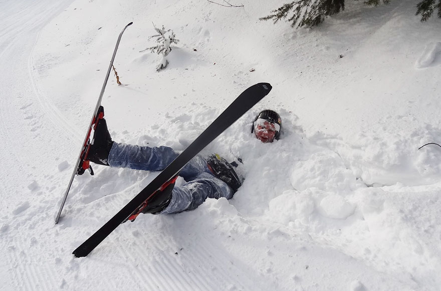 #7 Learning A New Hobby On A Ski Trip
