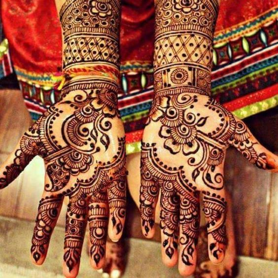 Beautiful Mehndi Designs (1)