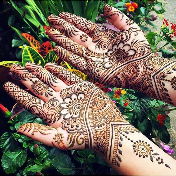 Beautiful Mehndi Designs (13)