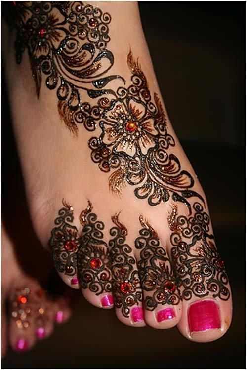 Beautiful Mehndi Designs (19)