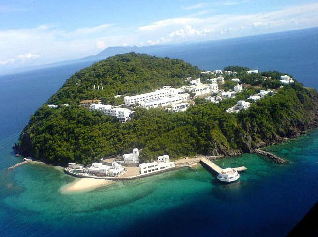 Bellarocca Island, Marinduque