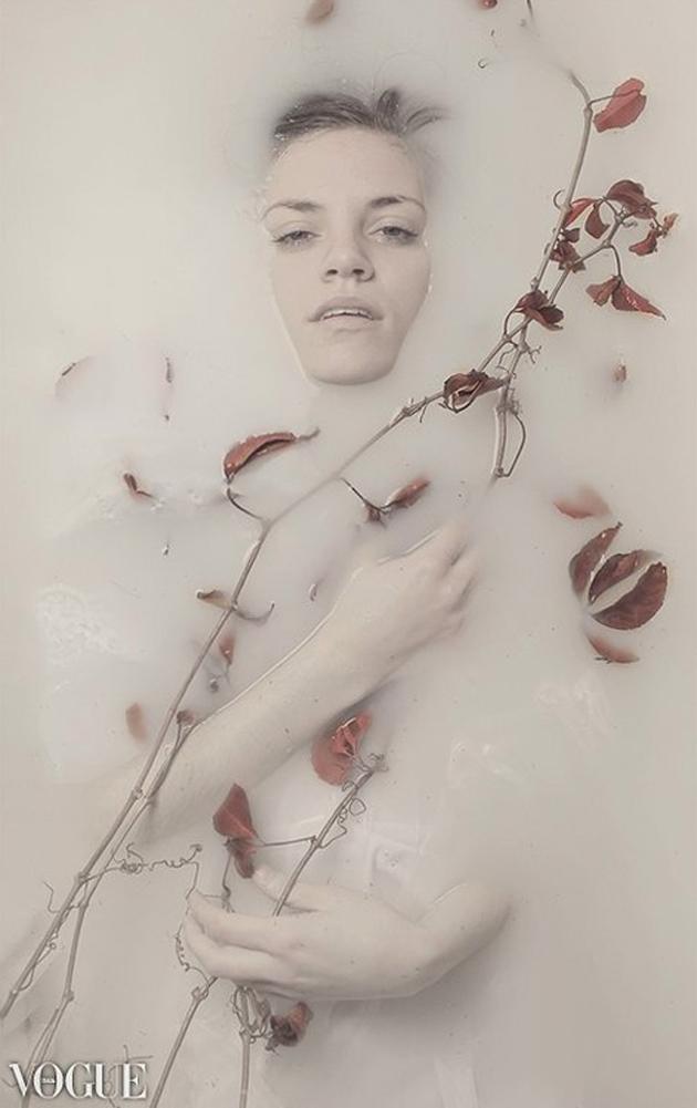 Beauty Gloomy Portrait of Slevin Aaron (23)
